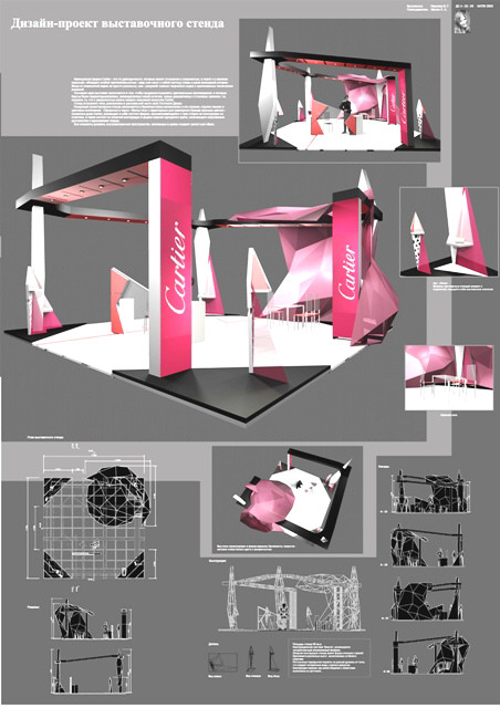 Пример дизайн-проекта интерьера